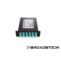 MTP to 6 LC ports OM4