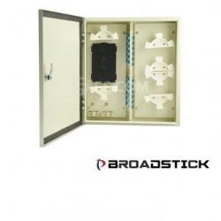 4 Fibers Indoor Wall Mountable Fiber Terminal Box