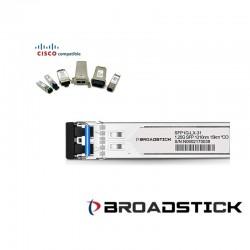 Cisco GLC-T Compatible 1000BASE-T SFP Copper RJ-45